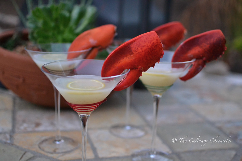 Lobster-tinis