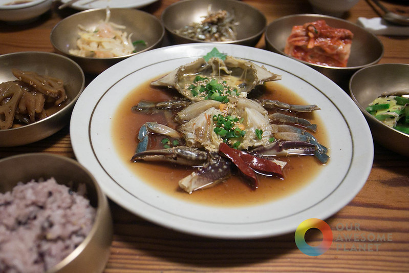 Jinsadaek 14 course traditional korean food experience for Authentic korean cuisine