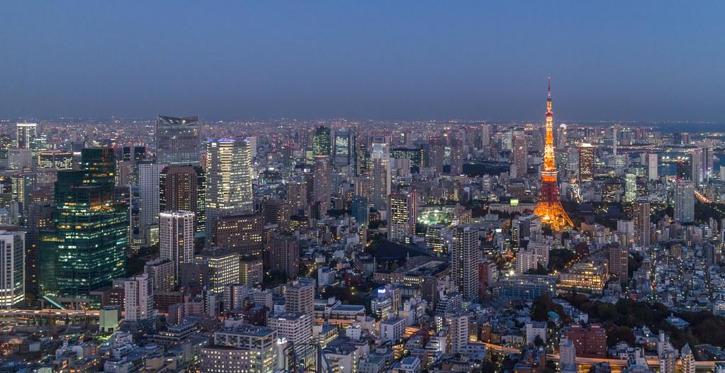 Roppongi 6 Chome, Tokyo, Minato-ku, Tokyo Prefecture, Japan