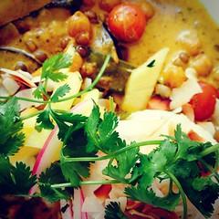 Curry #lunch #stellenbosch #southafrica #lanzerac #curry