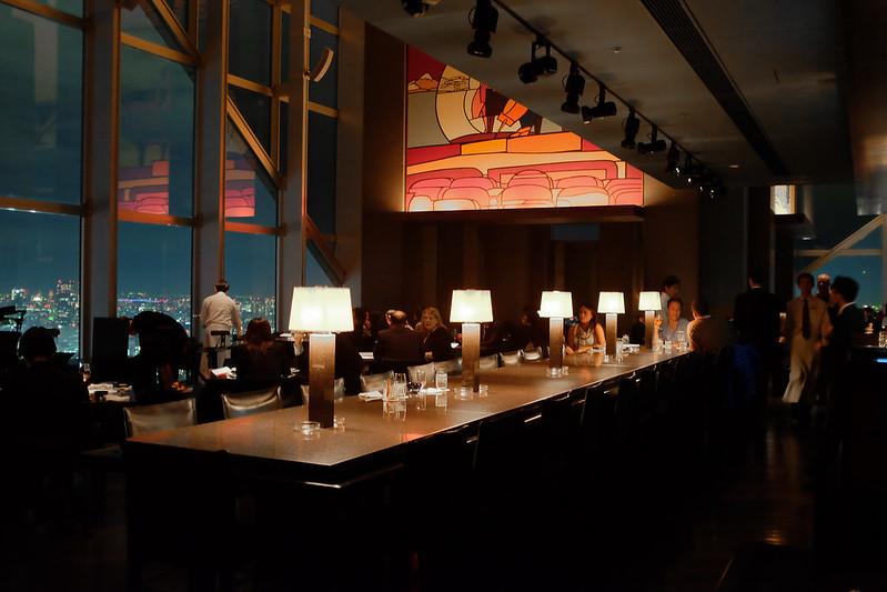 New York Bar @Park Hyatt Tokyo