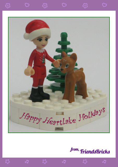 Happy Holidays from FriendsBricks!