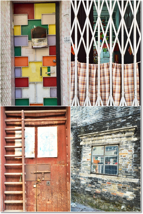 Doors & Windows of Yuen Long
