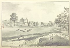 """British Library digitised image from page 112 of """"History of Winnebago County, Wisconsin, and early history of the Northwest"""""""