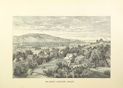"""British Library digitised image from page 291 of """"History of Chester County, Pennsylvania, with genealogical and biographical sketches"""""""