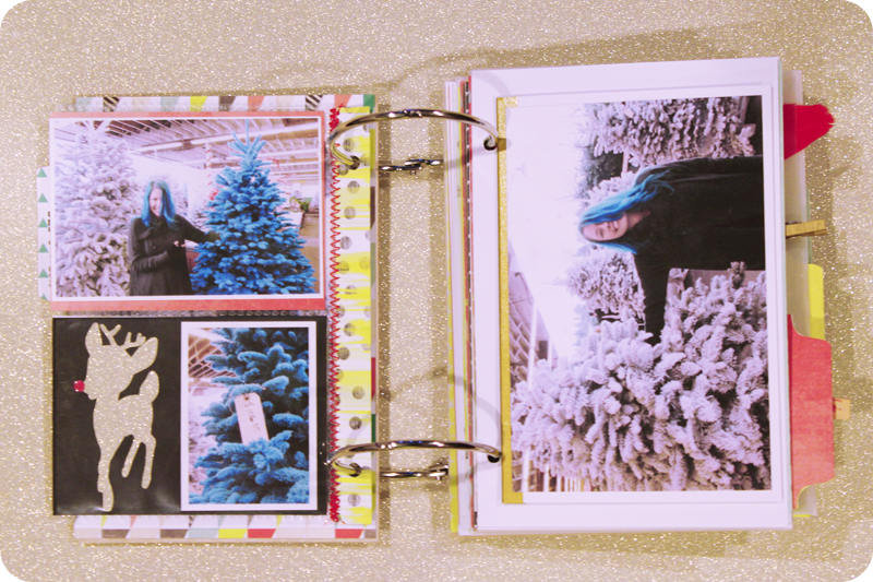 {december 1st} minibook | page 2