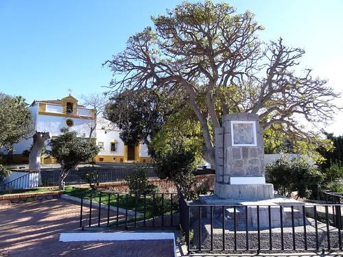 Ceuta: monastery on Mount Hacho.
