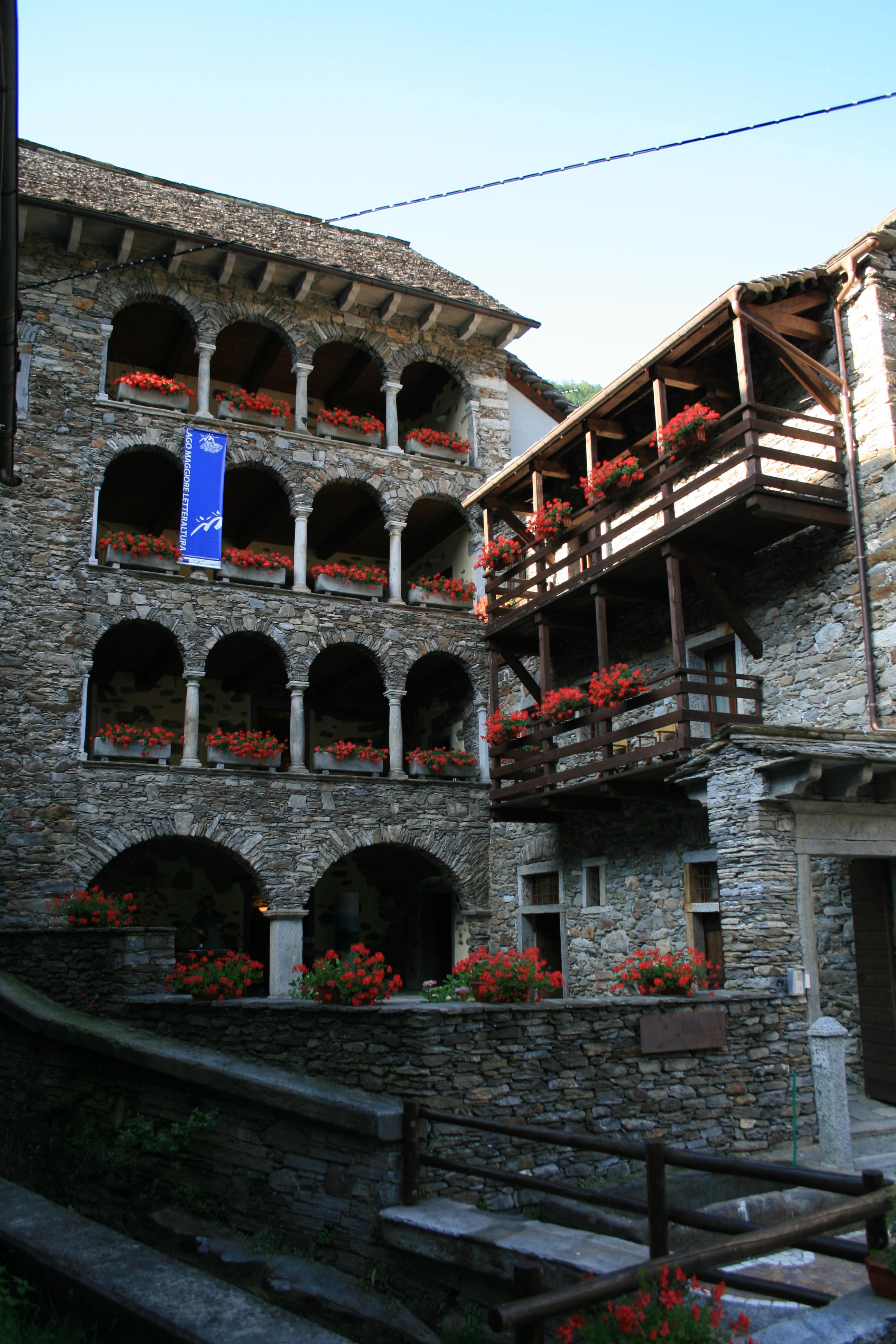 Casa Vanni - Ossola