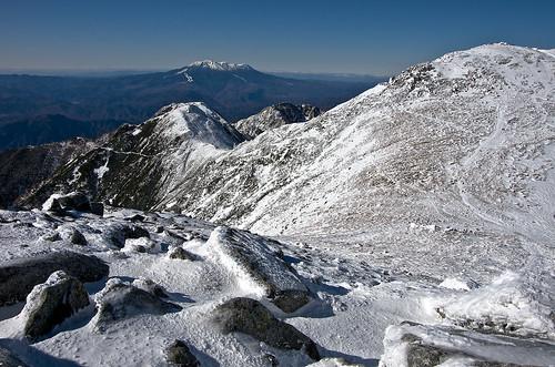 snow mtkisokomagatake mtkisoontake japancentralalps