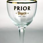 ベルギービール大好き!!【トンゲルロー・プリオルの専用グラス】(管理人所有 )