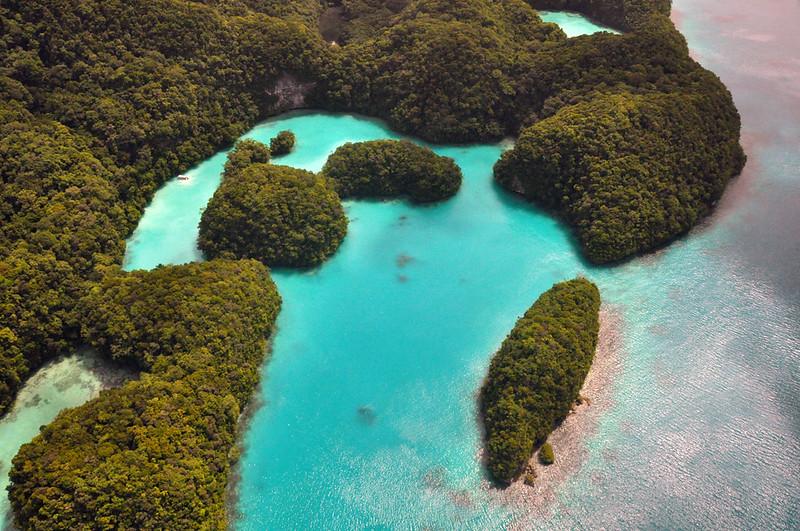 Laguna Islas Rocosas