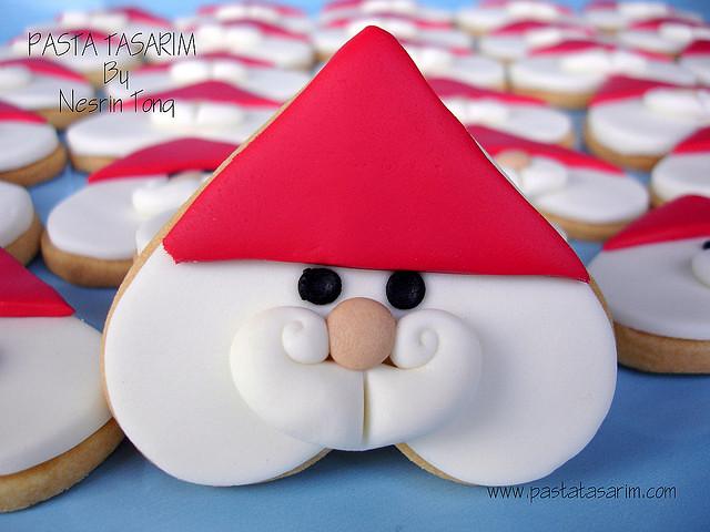 christmas cookies by PASTA TASARIM, on Flickr