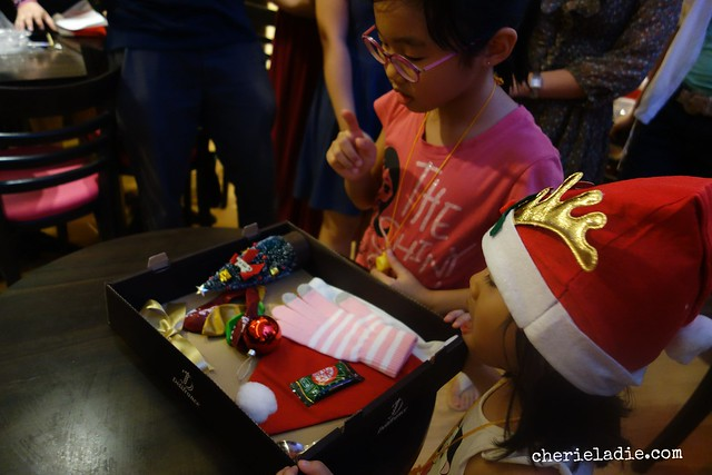 Games at the christmas party