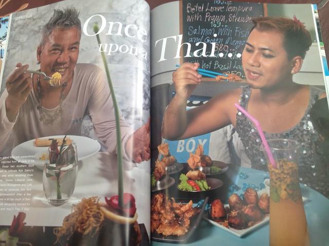 Sexy thai chefs