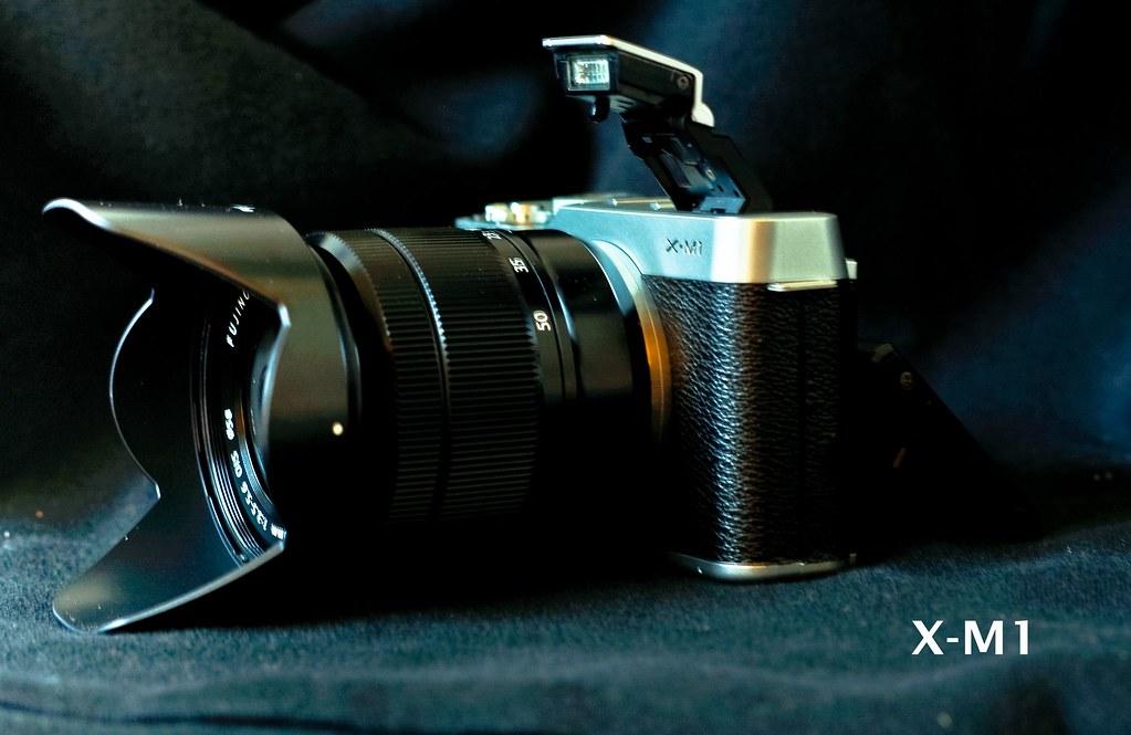 [分享]今年聖誕節交換禮物(誤)~ X-M1 入手