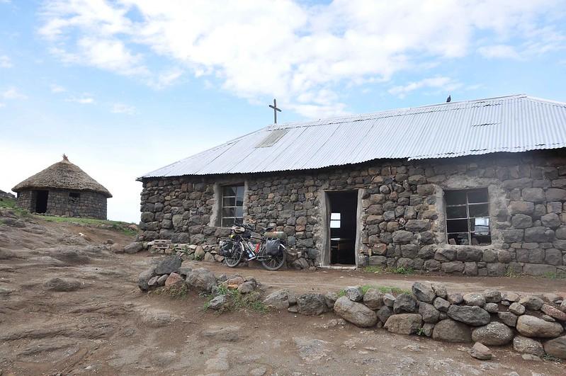Village church.