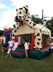At the Roanoke Street Festival