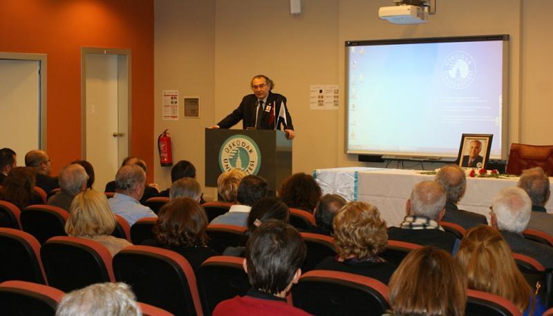 Prof. Dr. Hilmi Sabuncu'nun ismi Üsküdar Üniversitesi'yle yaşayacak 2