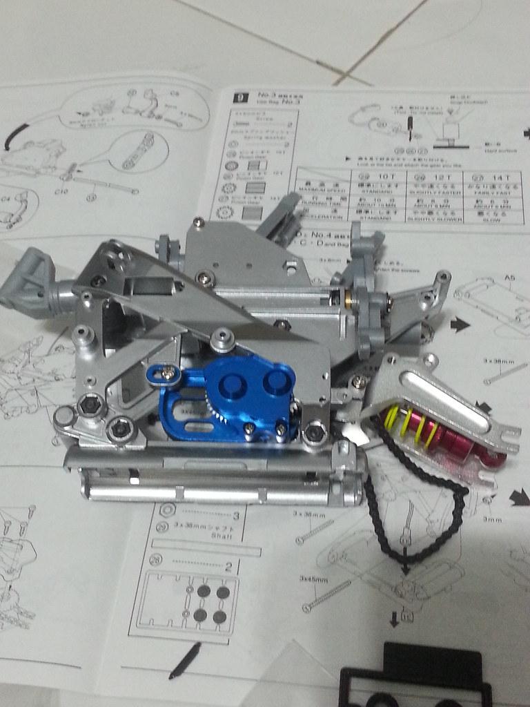 Babyboy's Kyosho Honda NSR 500 HOR 11971939944_3ba3f08f71_b