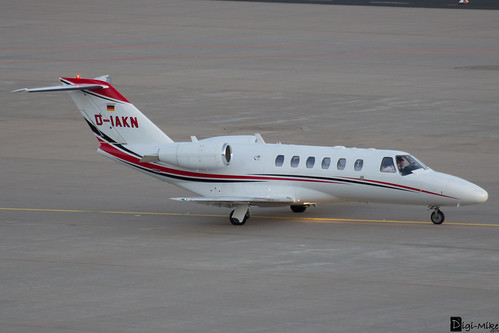 D-IAKN - Cessna 525A CitationJet CJ2 - Private