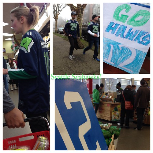 Seahawks Fever by Seattle Daily Photo