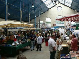 Farmer's market Abergawenny 001