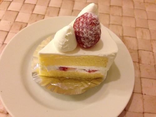 進級祝いケーキ