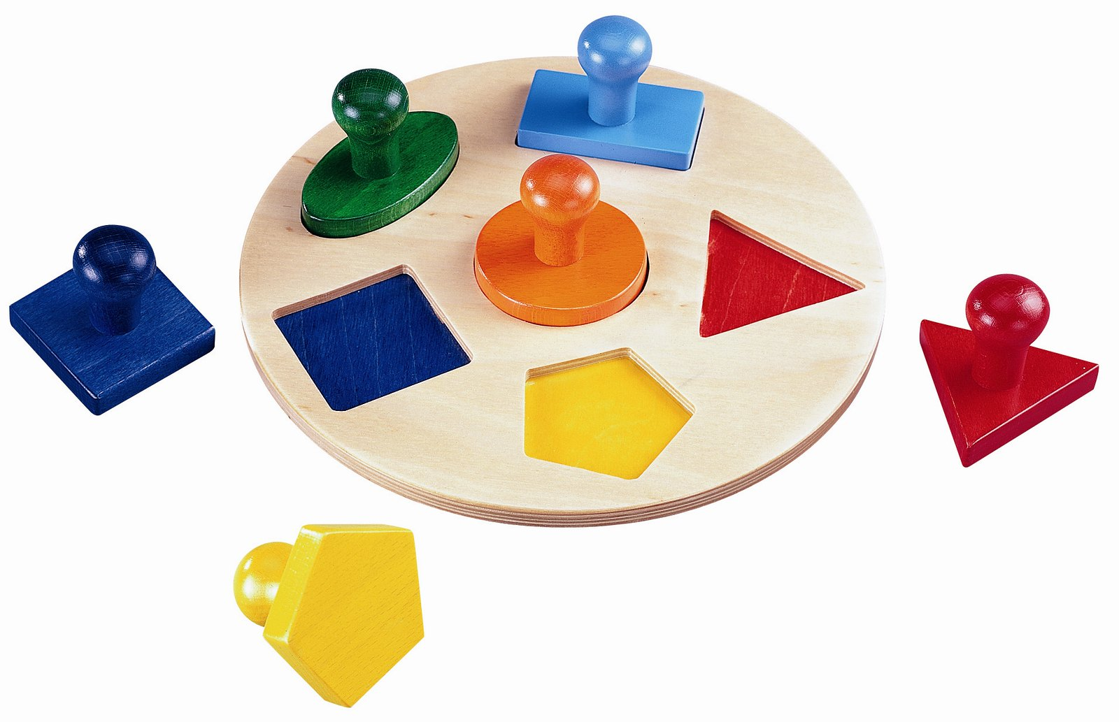Shape Matching Board