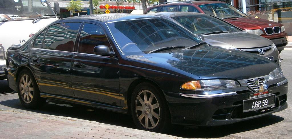 2003-2010 Proton Perdana Executive V6