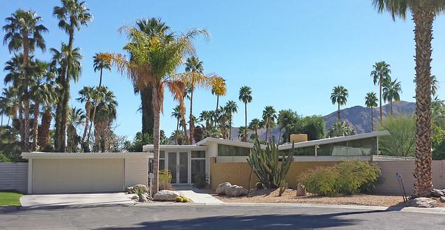 Twin Palms Butterfly House II