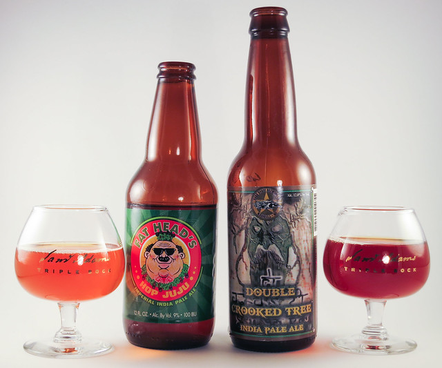 Hop Juju vs Double Crooked Tree
