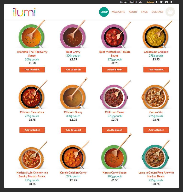 Gluten & Junk Free: The ilumi Food Plan