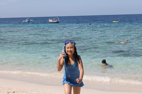 Hannah snorkel