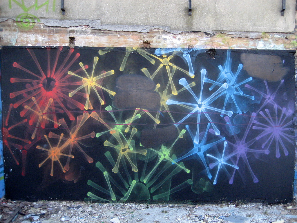 Shok 1 graffiti shoreditch by duncan