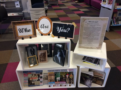 "Family history display asks ""who are you?"""