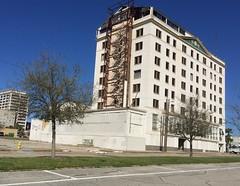 Markham Hotel. Gulfport, Harrison County. Mississippi