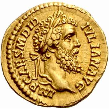 Coin of Didius Julianus