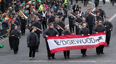 The Edgewood Marching Mustangs [St. Patricks Day Parade In Dublin - 2017]-126086