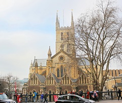 Southwark Cathedral 2017