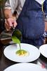 Green Garlic, Lardo