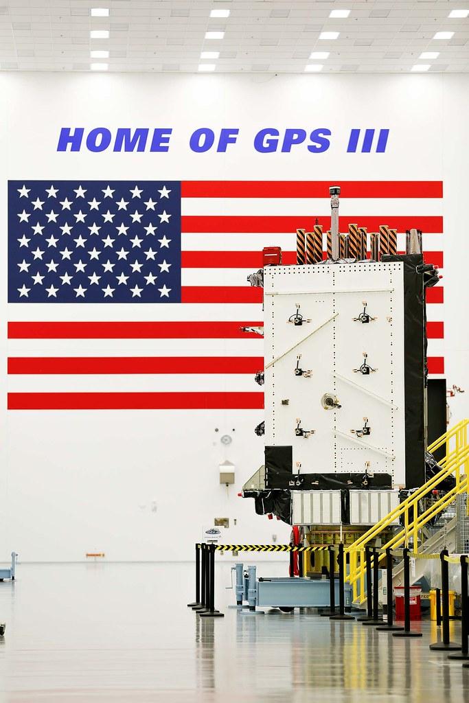 GPS III in Production