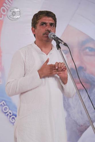 Kishan Kumar from Amravati