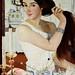 Зинаида Евгеньевна Серебрякова. За туалетом. Автопортрет.1909 by gorbutovich