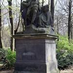 """Der verwundete Krieger"" im Berliner Tiergarten (1)"