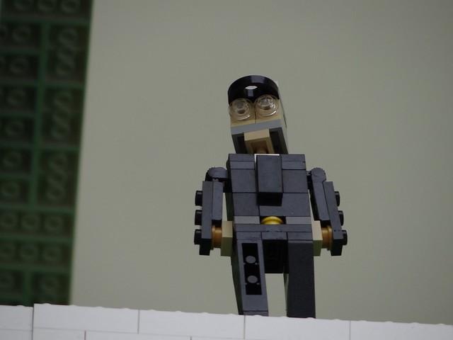 Największy statek z klocków Lego 11