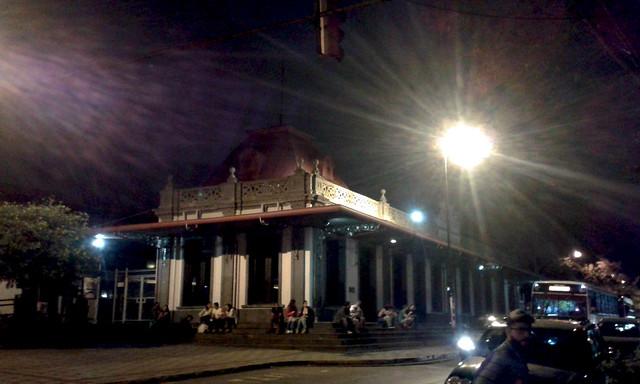 La última de ese día: Estación del Ferrocarril al Atlántico, joya neobarroca av.3-7, c.17-23/ The last one from that day: Railroad Station (Atlantic line) 3rd-7th av., 17th-23rd st.