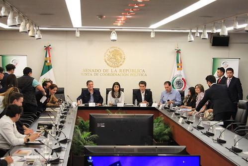 Comisiones Unidas de Justicia y de Anticorrupción y Participación Ciudadana 21/mar/17