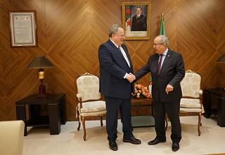 Επίσκεψη Υπουργού Εξωτερικών, Ν. Κοτζιά, στην Αλγερία (27.04.2017)