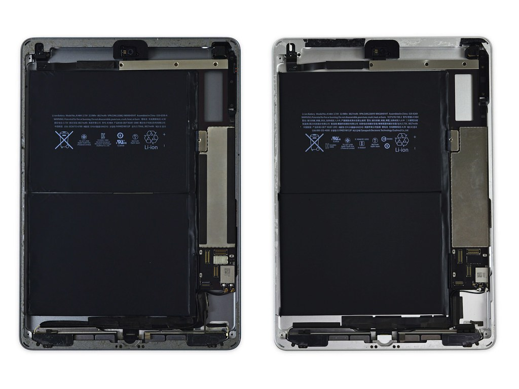 iFixit iPad