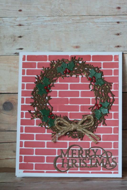 Merry Monday #244 - Wreath